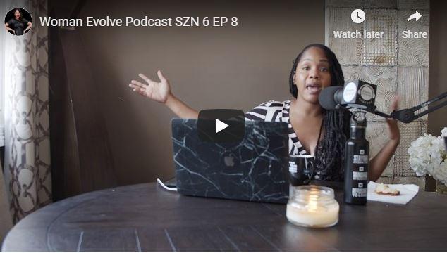 Woman Evolve Podcast - Sarah Jakes Roberts