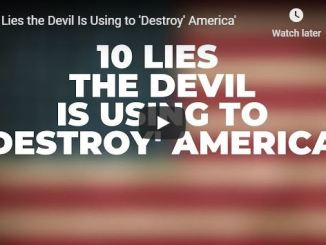 The 700 Club - 10 Lies the Devil Is Using to Destroy America