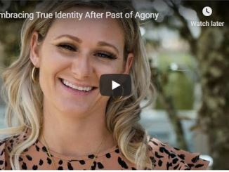The 700 Club - Embracing True Identity After Past of Agony