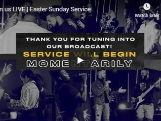 The Potters House One Easter Sunday Service