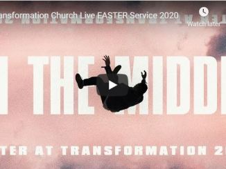 Transformation church Easter Sunday live service