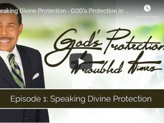 Bill Winston Ministries Sermon - GOD's Protection in Troubled Times