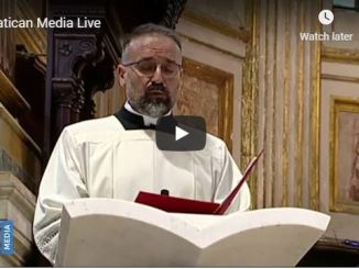 Catholic Church Live Sunday Service 2020 With Pope Francis
