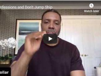 Creflo Dollar Sermon - Confessions and Don't Jump Ship - May 2020