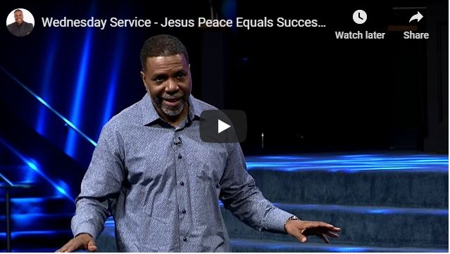 Creflo Dollar Sermon - Jesus Peace Equals Successful Peace - May 2020