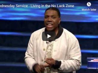 Creflo Dollar Sermon - Living in the No Lack Zone