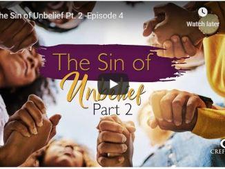Creflo Dollar Sermon - The Sin of Unbelief - May 2020