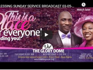 Dunamis Church Live Sunday Service 2020 With Paul Eneche