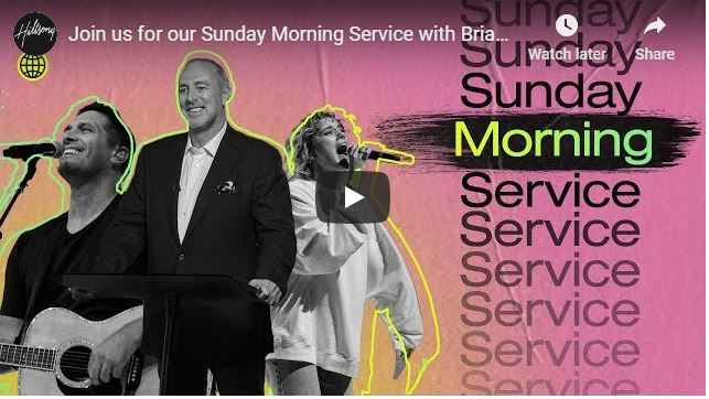 Hillsong Church Online Sunday Service May 24 2020 With Brian Houston