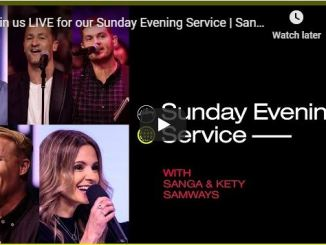 Hillsong Church Sunday Live Service With Sanga Samways May 17 2020