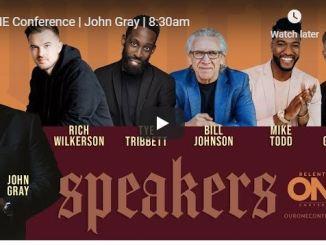 John Gray Pentecost Sunday Service May 31 2020