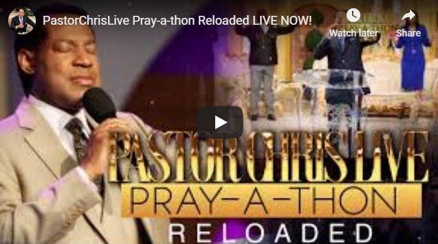 Pastor Chris Oyakhilome Sunday Live Service May 24 2020