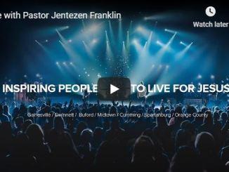 Pastor Jentezen Franklin Sunday Service May 31 2020