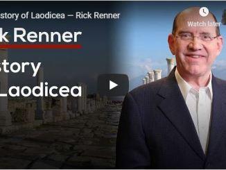Rick Renner Sermon - History of Laodicea