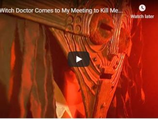A Witch Doctor Comes to My Meeting to Kill Me - Sid Roth's Supernatural!