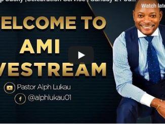 Alph Lukau Sunday Live Service June 21 2020