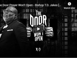 Bishop TD Jakes Sermon June 26 2020