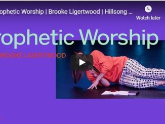 Brooke Ligertwood - Hillsong Worship & Creative Conference