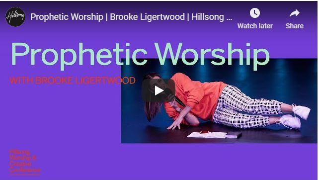 Brooke Ligertwood - Hillsong Worship & Creative Conference