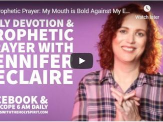Jennifer Leclaire - My Mouth is Bold Against My Enemies - June 2020