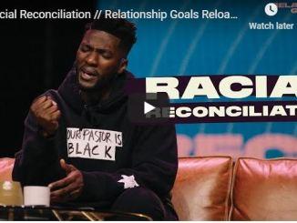 Michael Todd Sermon - Racial Reconciliation - May 31 2020