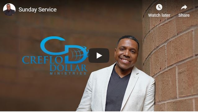 Pastor Creflo Dollar Sunday Live Service June 28 2020