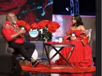 See How Sarah Jakes Roberts Celebrated Her Father On Fathers Day