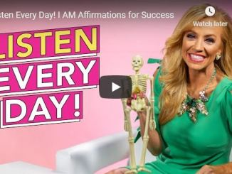 Terri Savelle Foy Message - I AM Affirmations for Success - June 2020