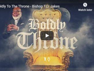 Bishop TD Jakes Sermon - Boldly To The Throne - July 5 2020
