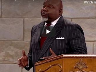 Bishop TD Jakes Sermon - Save The Scraps - July 2020