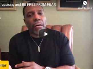 Creflo Dollar Sermon - Confessions And Be Free From Fear - July 22 2020