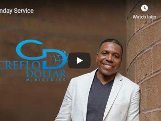 Creflo Dollar Sunday Live Service July 26 2020