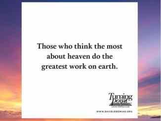 David Jeremiah Devotional July 15 2020
