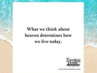 David Jeremiah Devotional July 7 2020