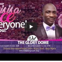 Dunamis Church Sunday Live Service July 5 2020 With Paul Enenche