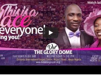 Dunamis Church Sunday Live Service July 5 2020