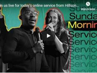Hillsong Church Sunday Live Service July 19 2020