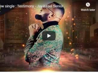 Pastor Jay Israel Senior - Testimony - July 21 2020