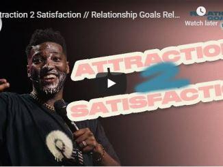 Pastor Michael Todd Sermon - Attraction 2 Satisfaction - July 5 2020