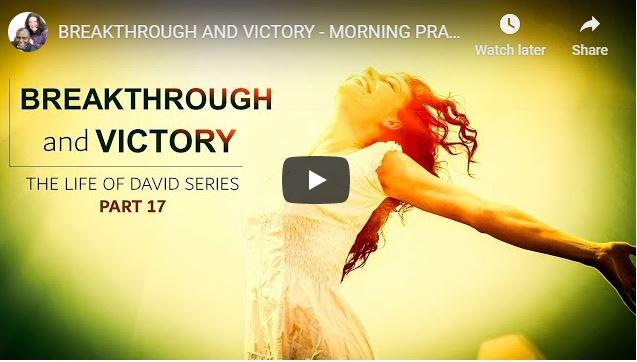 Pastor Sean Pinder Morning Prayer Session July 2020