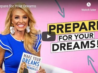 Terri Savelle Foy - Prepare for Your Dreams - July 2020