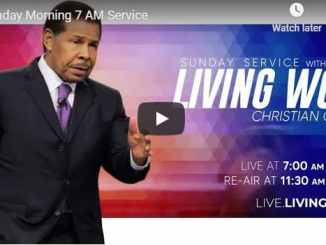 Bill Winston Sunday Live Service August 23 2020 At Living World Christian Center