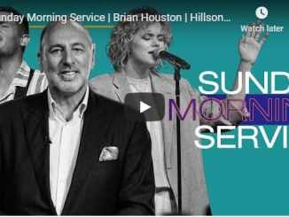 Hillsong Church Sunday Live Service August 9 2020