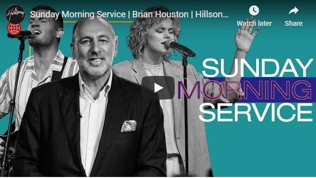 Hillsong Church Sunday Live Service August 9 2020