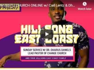 Hillsong East Coast Sunday Live Service - Carl Lentz & Dharius Daniels