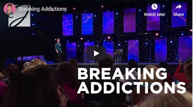 Joyce Meyer Sermon - Breaking Addictions - August 11 2020