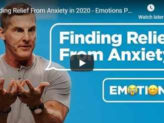 Pastor Craig Groeschel - Finding Relief From Anxiety