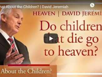 Pastor David Jeremiah Sunday Service Sermon August 30 2020