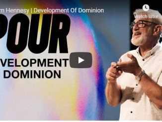 Pastor Jim Hennesy - Development Of Dominion