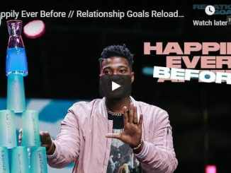 Pastor Michael Todd - Happily Ever Before